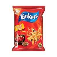 Kurkure Red Chilli Jhatka Snacks 44g