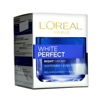 L'Oréal White Perfect Night Cream 50ml