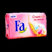 Fa Cream and Oil Silk-Magnolia Soap - 175gm