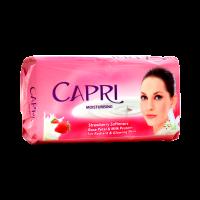 Capri Moisturizing Strawberry Softeners Soap - 140gm