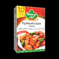 Mehran Karahi/Fry Gosht Double Pack - 100gm