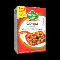 Mehran Qorma Masala Double Pack - 100gm