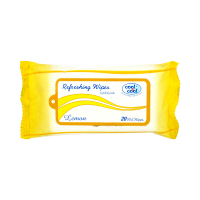 Cool and Cool Refreshing Wipes (Pack of 20)