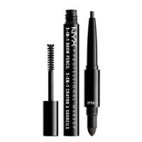 3-in-1 Brow Pencil - 09 Charcoal