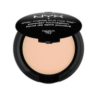 Stay Matte But Not Flat Powder Foundation - 03 Natural