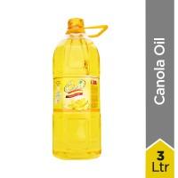 Eva Canola Oil - 3Ltr