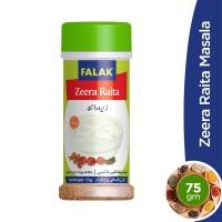 Falak Zeera Raita Masala Bottle - 75gm