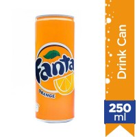 Fanta Can - 250ml