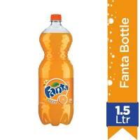 Fanta Orange Bottle - 1.5Ltr