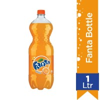 Fanta Orange Bottle - 1Ltr