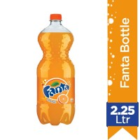Fanta Orange Jumbo Bottle - 2.25Ltr