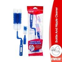 Farlin Baby Bottle and Nipple Brush BF252