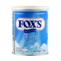 Fox's Candy Mint Tin 180g