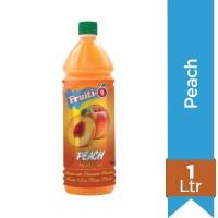 Fruiti-O Peach Juice - 1Ltr
