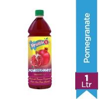 Fruiti-O Pomegranate Juice - 1Ltr