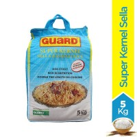 Guard Super Kernel Sella Rice - 5kg