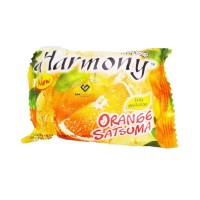 Harmony Orange Satsuma Extra Moisturizer Soap - 70gm