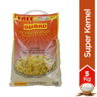 Guard Super Kernel Basmati Rice - 5kg