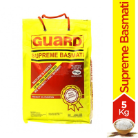 Guard Supreme Basmati Rice - 5kg