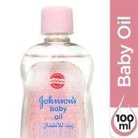 Johnson's Baby Oil - 100ml