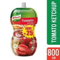 Knorr Tomato Ketchup - 800gm ~ Pouch