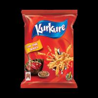 Kurkure Red Chilli Jhatka Family Pack - 112gm