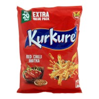 Kurkure Red Chilli Jhatka - 40gm