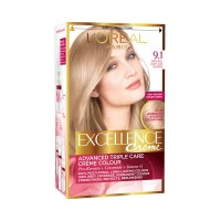 L'Oreal Excellence Creme Very Light Ash Blonde 9.1