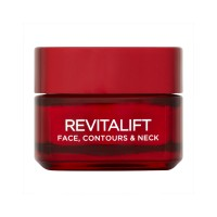 L'Oreal RevitaLift Face, Contours & Neck Cream 50ml
