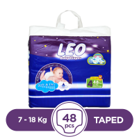 Leo - 7 ~ 18 Kg - 48 Pieces - Taped