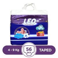 Leo Taped 4 To 9kg - 56Pcs