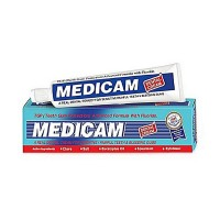 Medicam Dental Cream - 100gm