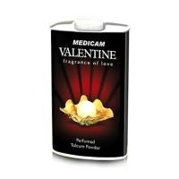 Medicam Small Valentine Fragrance of Love Talcum Powder