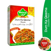 Mehran Dum Ka Qeema Masala Double Pack - 100gm