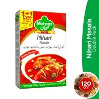 Mehran Nihari Masala Double Pack - 120gm