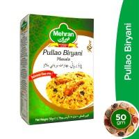 Mehran Pullao Biryani - 50gm