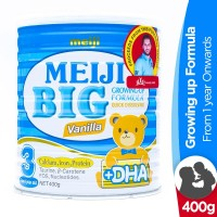 Meiji BIG Vanilla (1+years) - 400gm