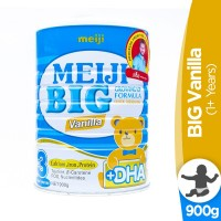 Meiji BIG Vanilla (1+years) - 900gm