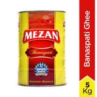 Mezan Banaspati Ghee Tin - 5kg