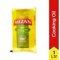 Mezan Cooking Oil - 1Ltr