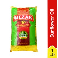 Mezan Sunflower Oil - 1Ltr