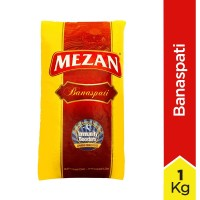 Mezan Banaspati Poly Bag - 1kg