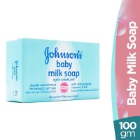 Johnson's Milk Soap - 100 gm