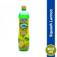 Mitchell's Lemon Squash - 800ml