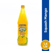 Mitchell's Mango Squash - 1.4Ltr