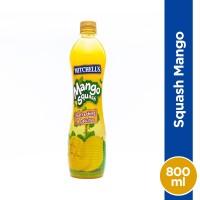 Mitchell's Mango Squash - 800ml