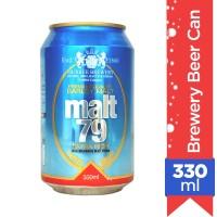 Murree Brewery Beer Can Malt 79 - 330ml