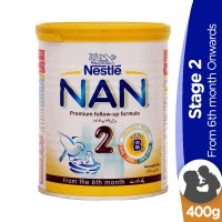 Nestle NAN 2 (6months+) - 400gm