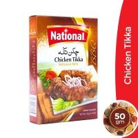 National Recipes Chicken Tikka Masala Mix - 50gm
