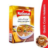 National Recipes Quick Cook Haleem Mix - 345gm